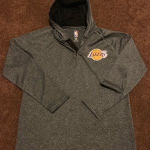 Lakers light weight hoodie large 14/16